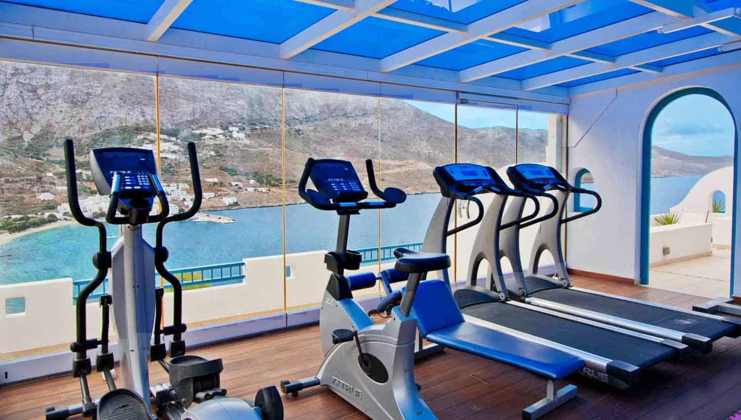 Fitness Center Room3