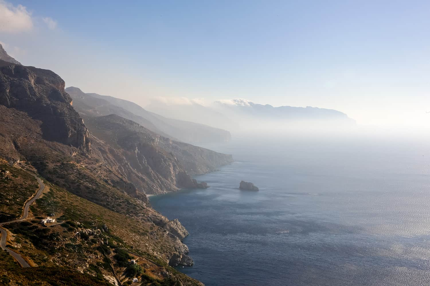 Amorgos_island_view History & Culture