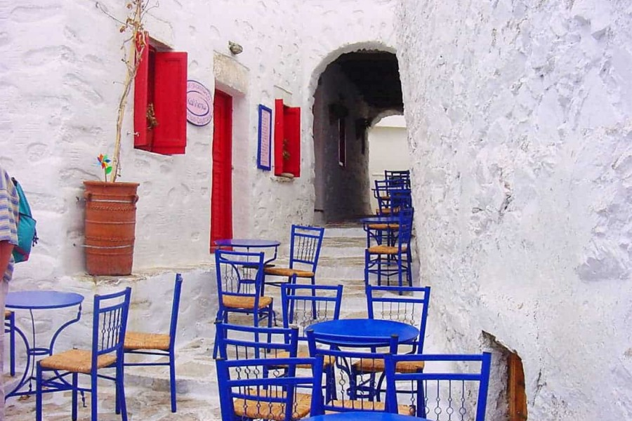 greek traditional tavern_amorgos